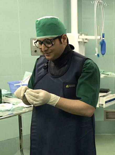 دکتر مرتضی رحیمی